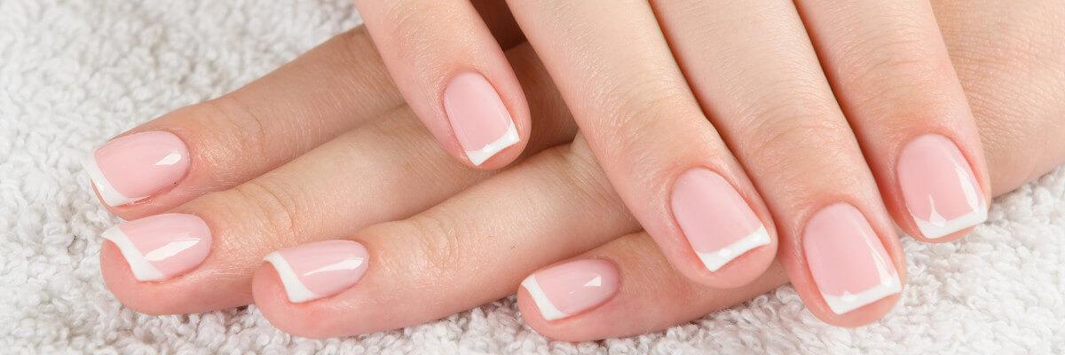 Medizinische Fingernagelpflege
