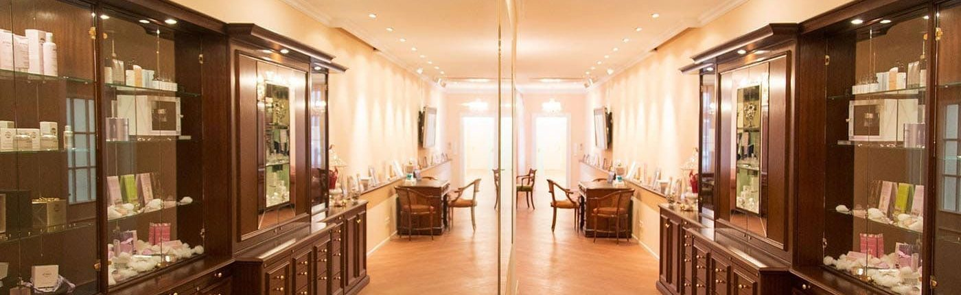 Praxisräume | hautok und hautok cosmetics