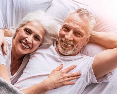Altersflecken behandeln hautOK Hautarzt München