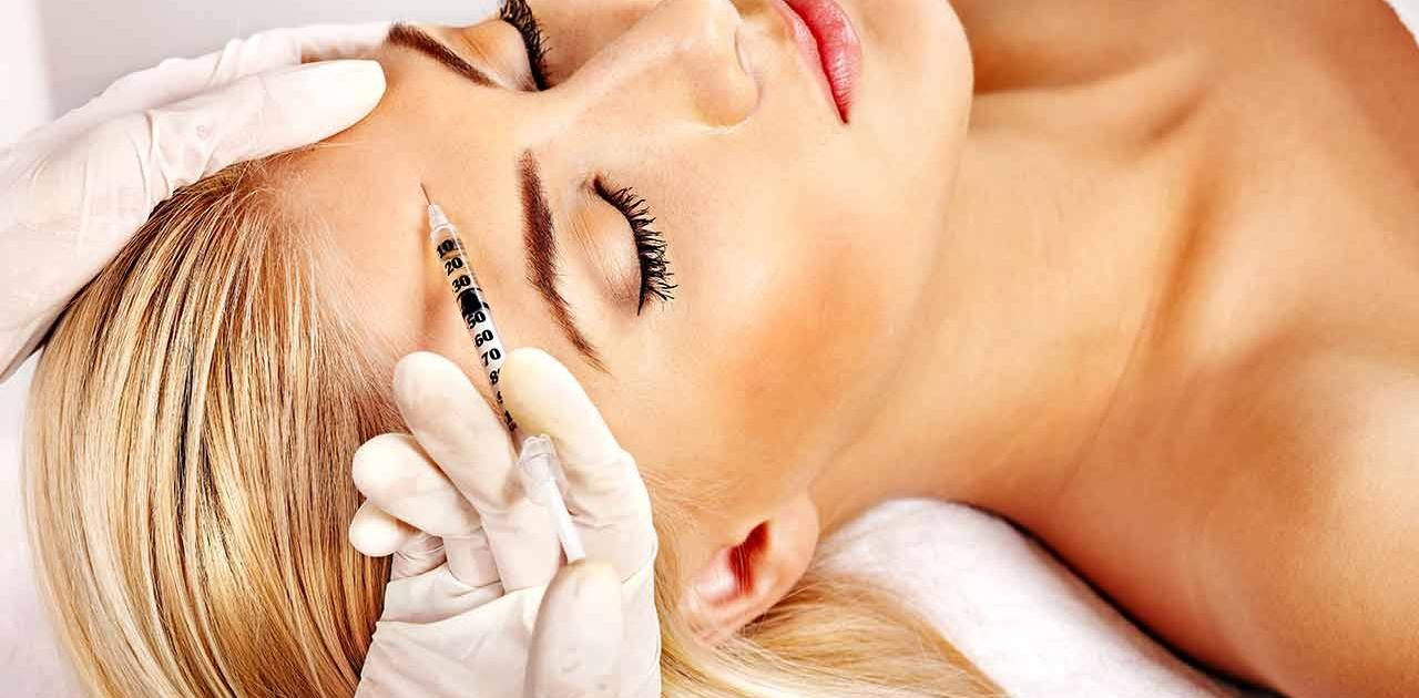 Jünger aussehen durch Botox