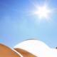Besser verzichten: Besuche im Solarium erhöhen das Hautkrebsrisiko und lassen die Haut altern.